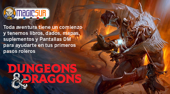 Dungeons and Dragons productos en venta - Magicsur Chile