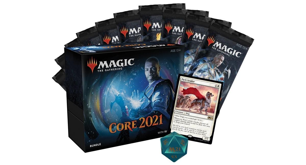 Bundle Magic 2021 Core Set en Magicsur Chile