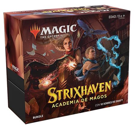 Bundle de Strixhaven: Academia de Magos