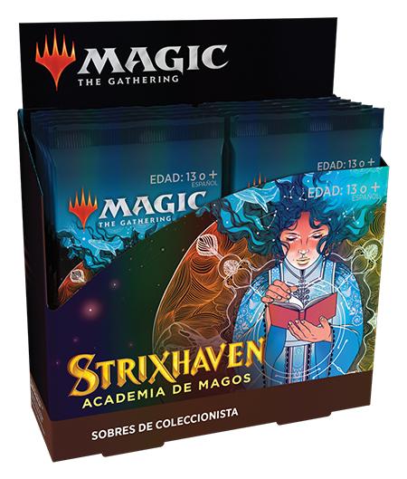 Collector Booster de Strixhaven