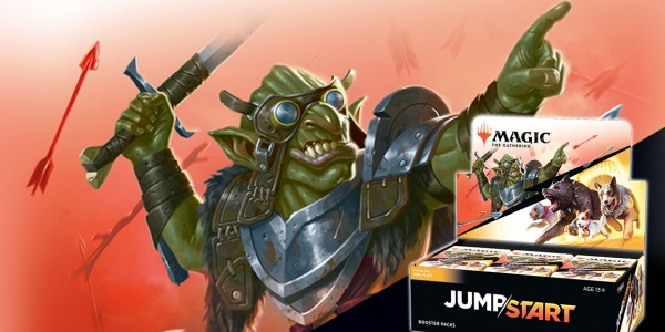 Jumpstart es lo nuevo de Magic the Gathering